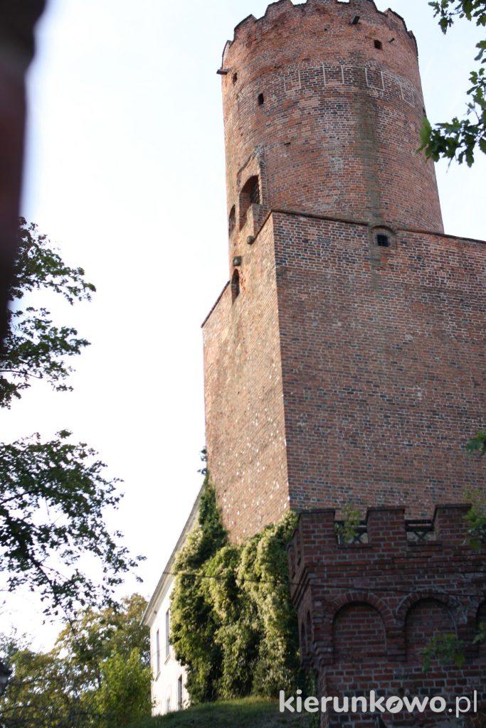 zamek łagów lagow