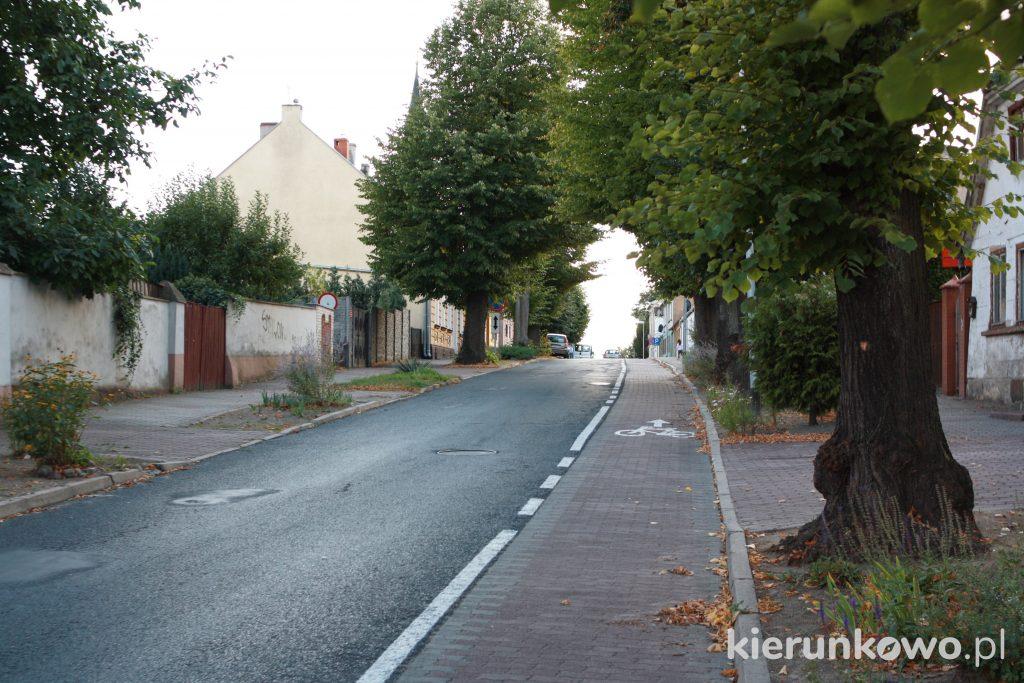 ulica osadników wojskowych lubniewice