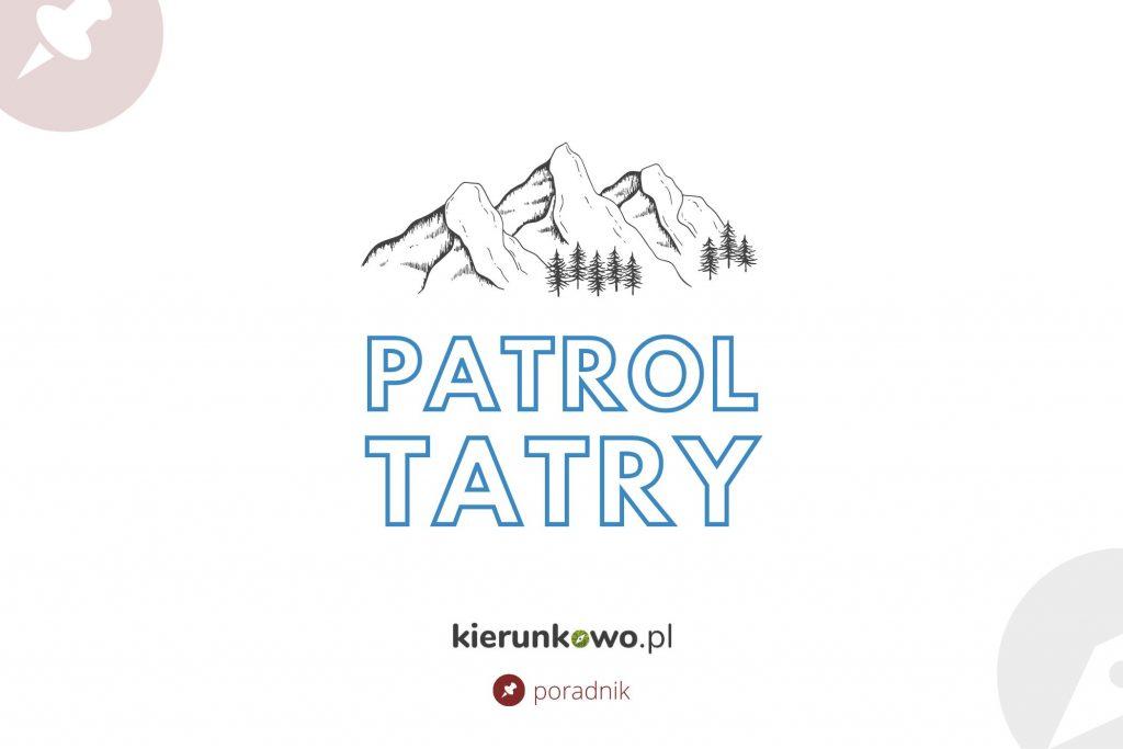 patrol tatry serial