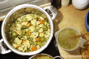 zupka warzywna dla niemowlaka