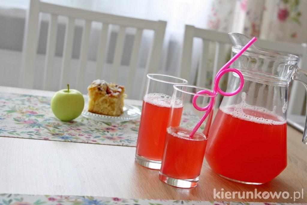Kompot ze świeżych owoców