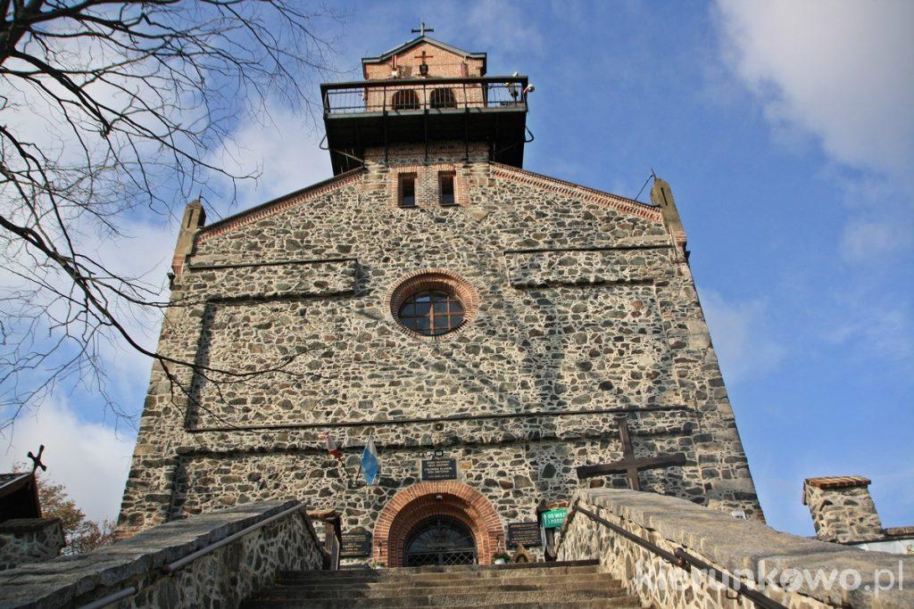 kościół ślęża