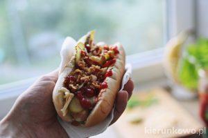 Hot-dogi z serem