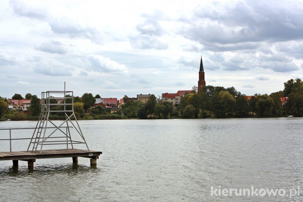 jezioro lubiąż lubniewice i łagów