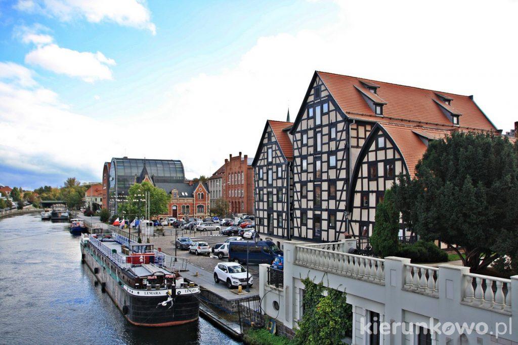 Spichrze w Bydgoszczy bydgoszcz w jeden dzień atrakcje w bydgoszczy