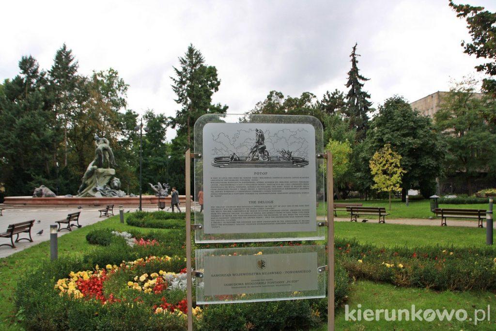 Park im. Kazimierza Wielkiego w Bydgoszczy