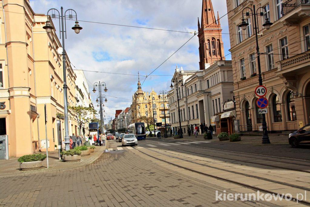 Śródmieście w Bydgoszczy