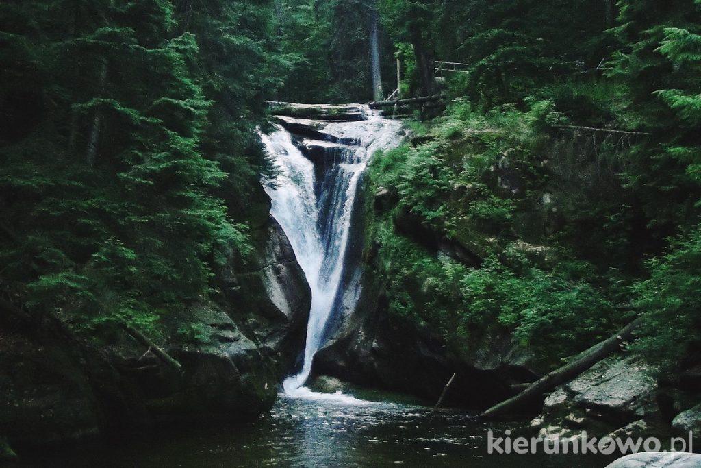 wodospad szklarki szlaki ze szklarskiej poręby