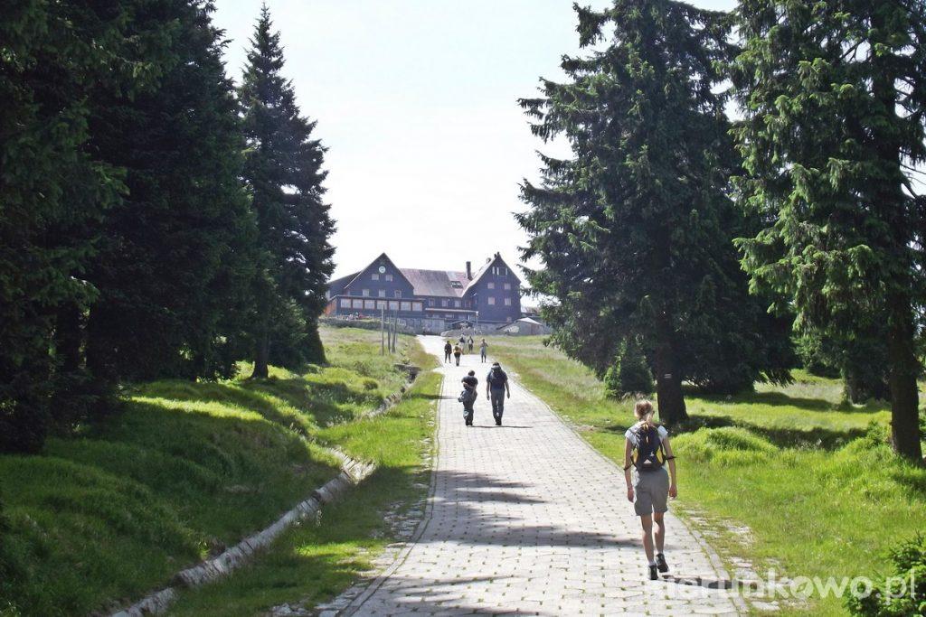 Karkonoski Park Narodowy szlaki ze szklarskiej poręby