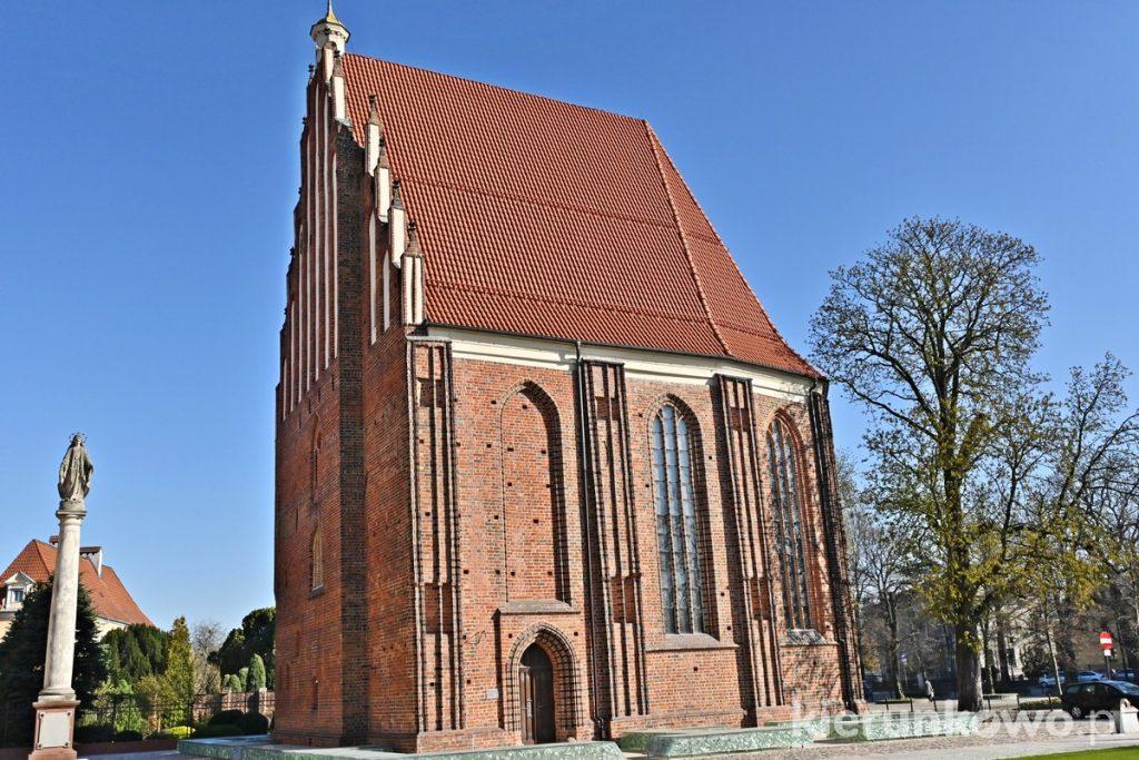 Kościół Najświętszej Marii Panny w Poznaniu in summo ostrów tumski w poznaniu