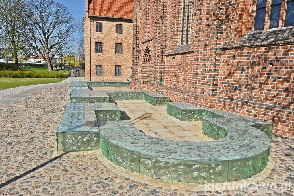 palatium w Poznaniu ostrów tumski w poznaniu