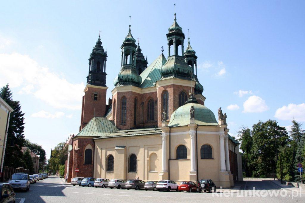 katedra w poznaniu katedra poznań katedra poznańska ostrów tumski w poznaniu