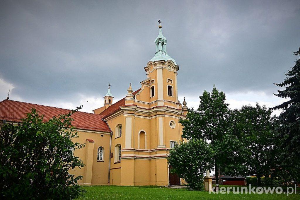Kościół i klasztor pofranciszkański w Pyzdrach
